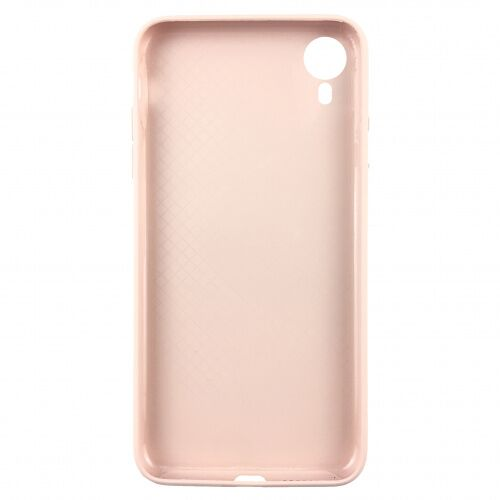 Чехол накладка xCase для iPhone XR Silicone Slim Case Pink Sand: фото 2 - UkrApple