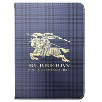 "Чехол Slim Case для iPad 9,7"" (2017/2018) Burberry blue"