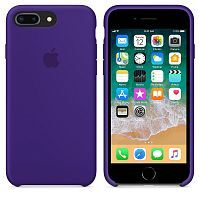 Чехол Silicone Case OEM for Apple iPhone 7 Plus/8 Plus Ultra Violet