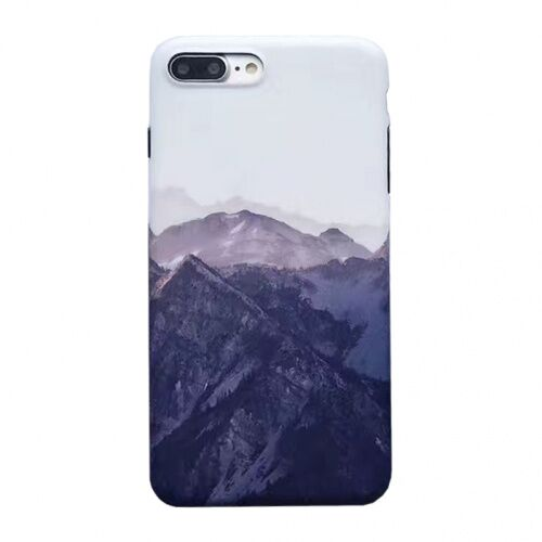 Чехол  накладка xCase для iPhone XR Mountain Peak