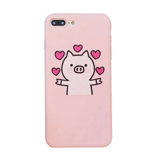 Чехол  накладка xCase для iPhone XS Max Lovely Piggy №2 - UkrApple