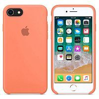 Чехол Silicone Case OEM for Apple iPhone 7/8/SE 2020 Peach