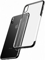 Чехол накладка Baseus для iPhone XS Max Shining Case black