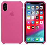 Чехол Silicone Case OEM for Apple iPhone XR Dragon Fruit