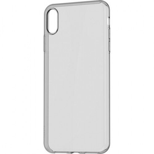 Чехол накладка Baseus для iPhone XS Max Simplicity Case transparent black - UkrApple
