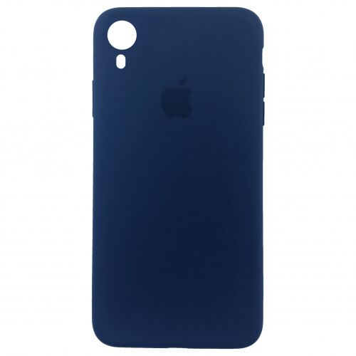 Чехол накладка xCase для iPhone XR Silicone Slim Case Blue Horizon Фото 1