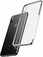 Чехол накладка Baseus для iPhone XS Max Shining Case silver