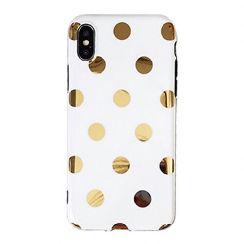 Чехол накладка xCase на iPhone XR Spotty White - UkrApple