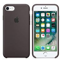 Чехол Silicone Case OEM for Apple iPhone 7/8/SE 2020 Cocoa
