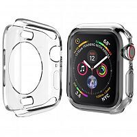Чехол для Apple watch 40 mm TPU Transparent 360