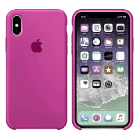 Чехол накладка xCase для iPhone XS Max Silicone Case dragon fruit