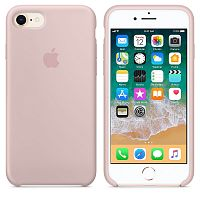 Чехол Silicone Case OEM for Apple iPhone 7/8/SE 2020 Pink Sand (MMX12)