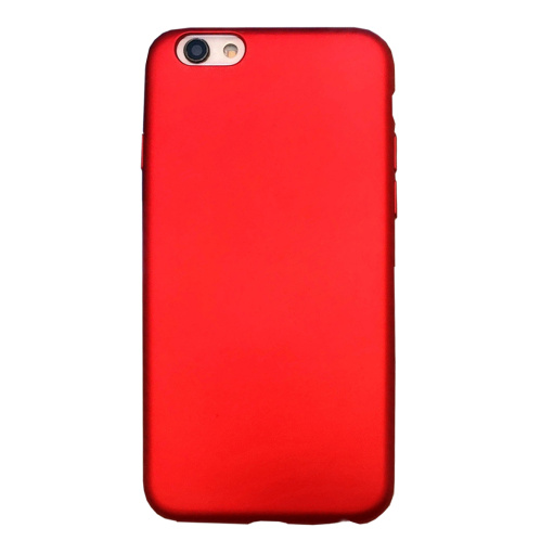 Чехол накладка xCase на iPhone XR Matte №1 red - UkrApple